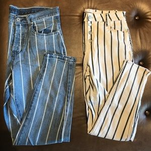 Rue 21 jeans! $30 for both pairs!